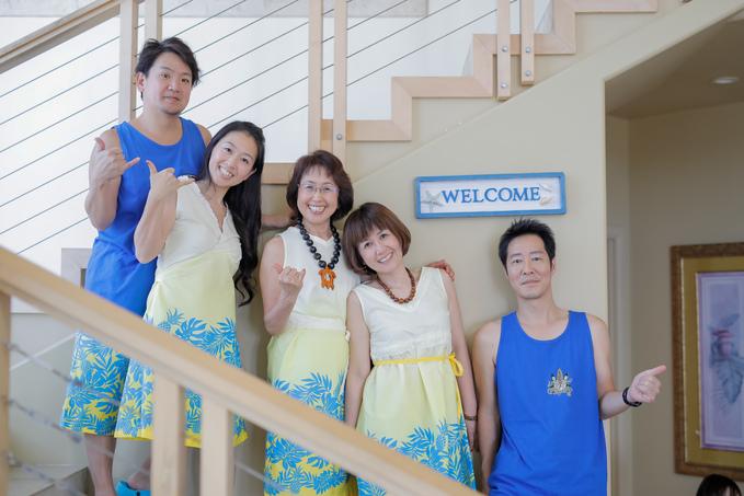 2017正月ハワイ~TRIP SNAPで家族写真撮影~_f0011498_17134197.jpg