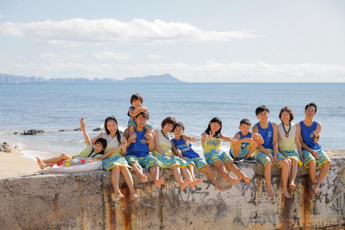 2017正月ハワイ~TRIP SNAPで家族写真撮影~_f0011498_1734161.jpg