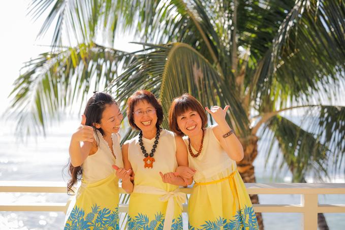 2017正月ハワイ~TRIP SNAPで家族写真撮影~_f0011498_1753349.jpg