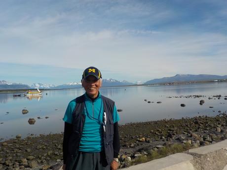 11月22日パタゴニア上空を飛んでフィッツロイ、プエルト・モレノ氷河を見下ろす_c0242406_16541383.jpg