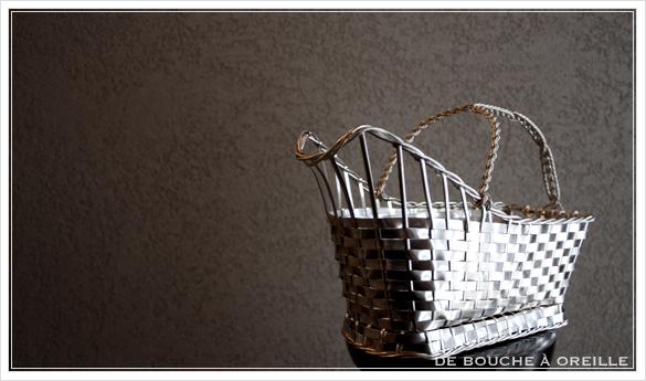 porte bouteille クリストフル製 アンティークのパニエ その2 ボトルバスケット_d0184921_1424127.jpg