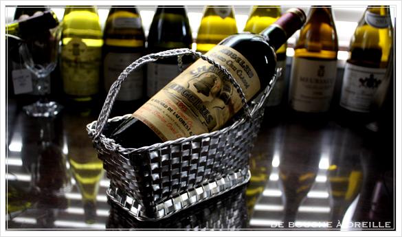 porte bouteille クリストフル製 アンティークのパニエ その2 ボトルバスケット_d0184921_14333093.jpg