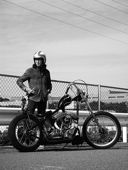 5COLORS「君はなんでそのバイクに乗ってるの?」#112_f0203027_16335094.jpg