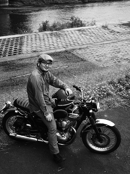 5COLORS「君はなんでそのバイクに乗ってるの?」#112_f0203027_16522652.jpg