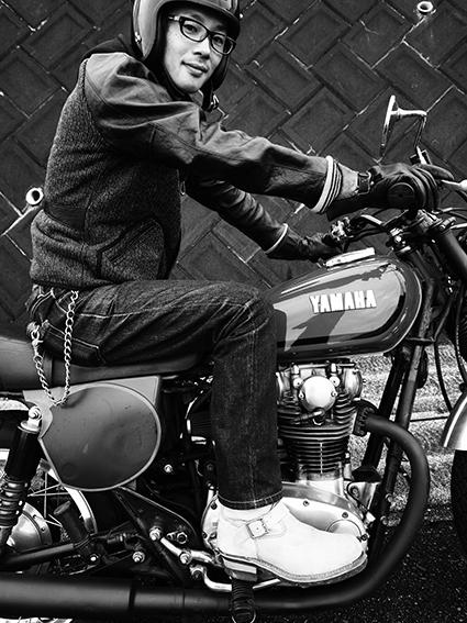5COLORS「君はなんでそのバイクに乗ってるの?」#112_f0203027_16524271.jpg