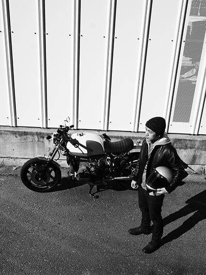 5COLORS「君はなんでそのバイクに乗ってるの?」#112_f0203027_16531100.jpg