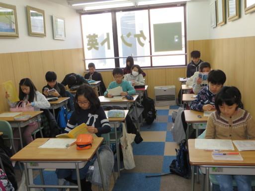 2016年度第三回実用英語技能検定試験(英検試験)実施_c0345439_19453496.jpg