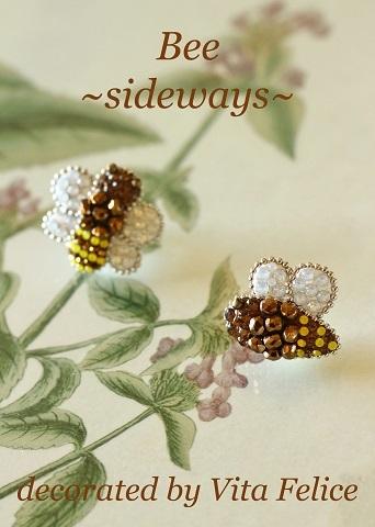 新作Bee~sideways~_b0310144_12130162.jpg
