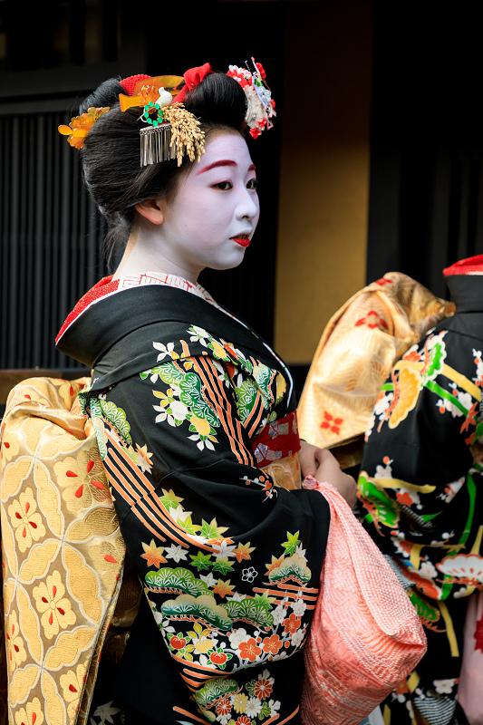 新年の挨拶回り(祇園甲部)(写真部門)_f0155048_23134168.jpg