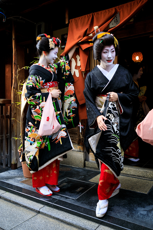 新年の挨拶回り(祇園甲部)(写真部門)_f0155048_23135695.jpg