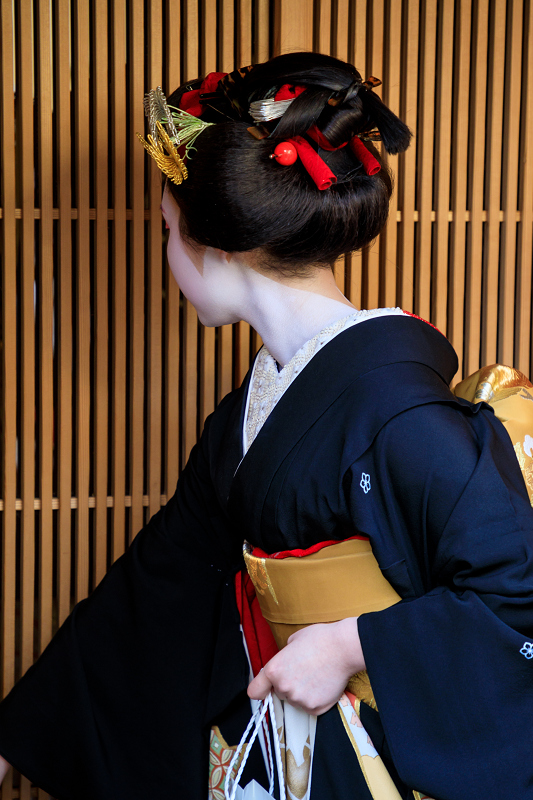 新年の挨拶回り(祇園甲部)(写真部門)_f0155048_2381586.jpg