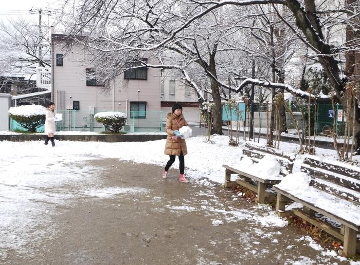 三年ぶりの雪便り (下)  _b0093754_2304439.jpg