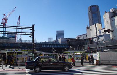 1月25日(水)今日の渋谷109前交差点_b0056983_17051834.jpg