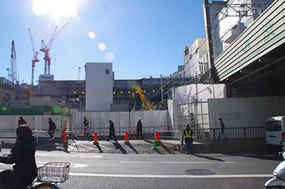 1月25日(水)今日の渋谷109前交差点_b0056983_17051841.jpg