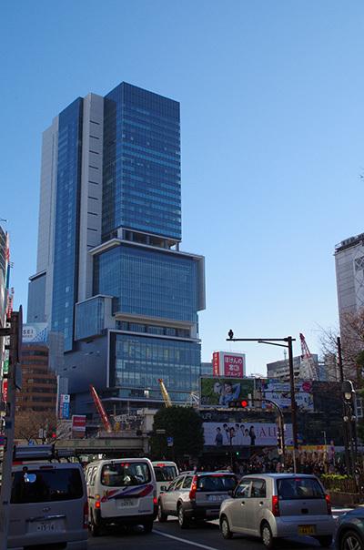 1月25日(水)今日の渋谷109前交差点_b0056983_17051993.jpg