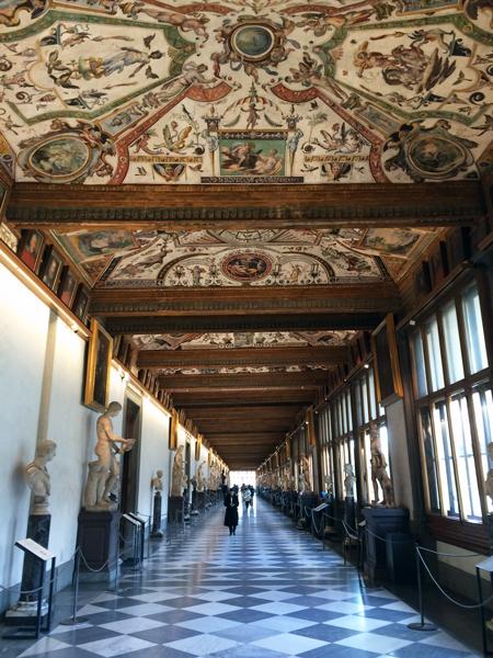 イタリア2017冬ーヴィーナスに恋して ウフィッツィ美術館ー_c0134902_19092696.jpg