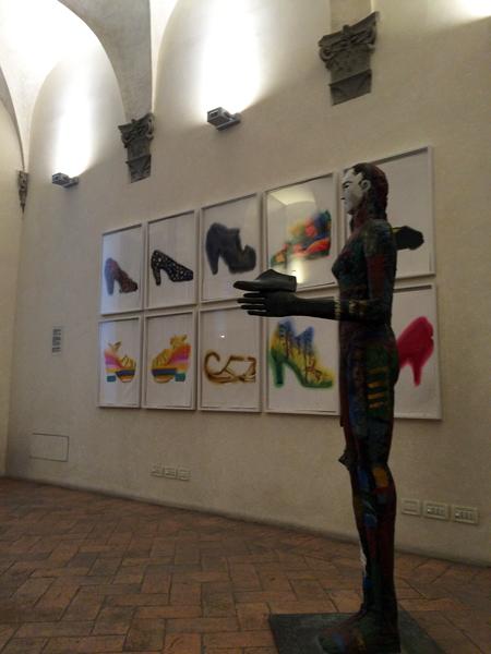 イタリア2017冬―フィレンツェ フェラガモミュージアム_c0134902_20253448.jpg