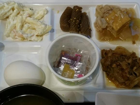 1/26  朝食バイキング@スーパーホテル新横浜_b0042308_09212597.jpg