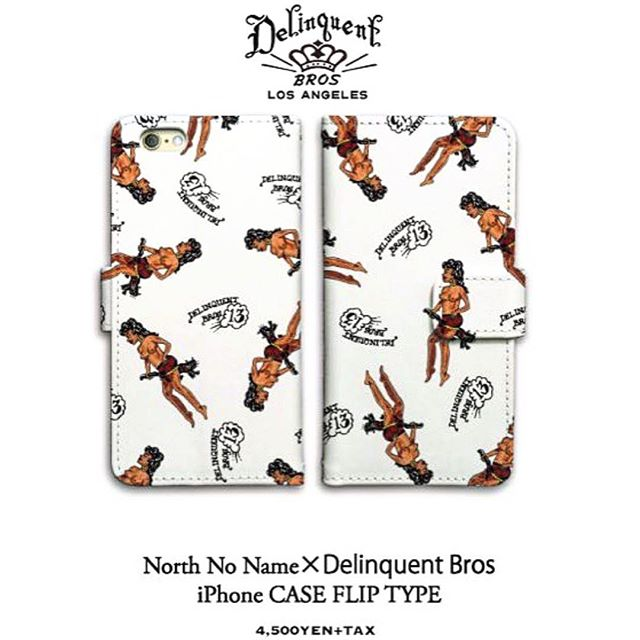 Delinquent Bros x North No Name_c0289919_17145553.jpg