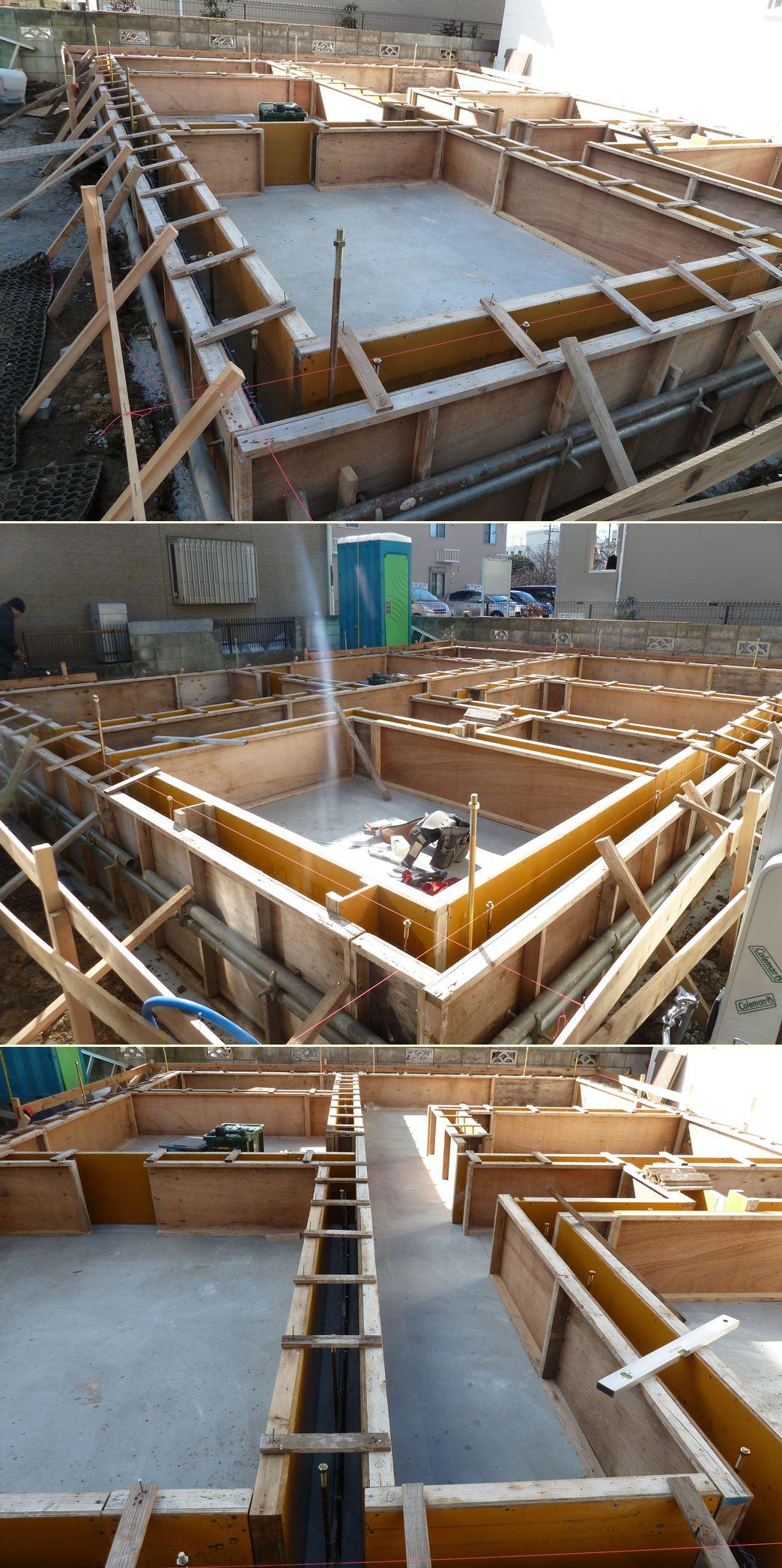 大和市の家☆基礎工事が順調に進んでいます!_c0152341_8513780.jpg