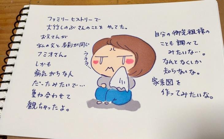 NHKのファミリーヒストリーって凄い☆_f0183846_22335530.jpg