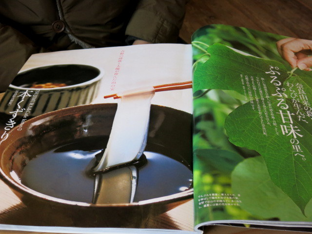 吉野山*TSUJIMURA & cafe kiton [旅行・お出かけ部門]_f0236260_19270659.jpg