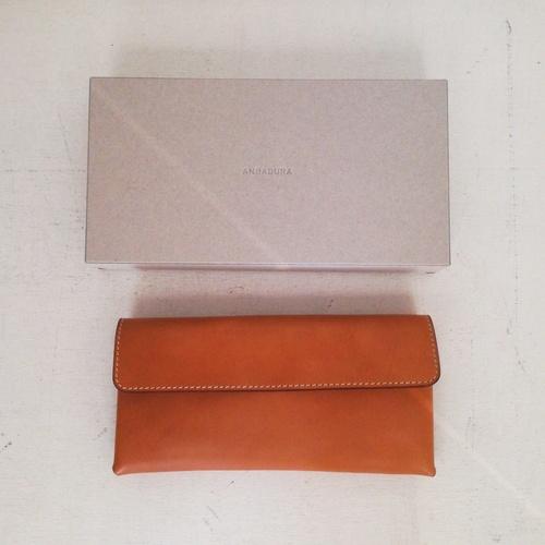 andaduraさんの財布_e0199564_15544929.jpg