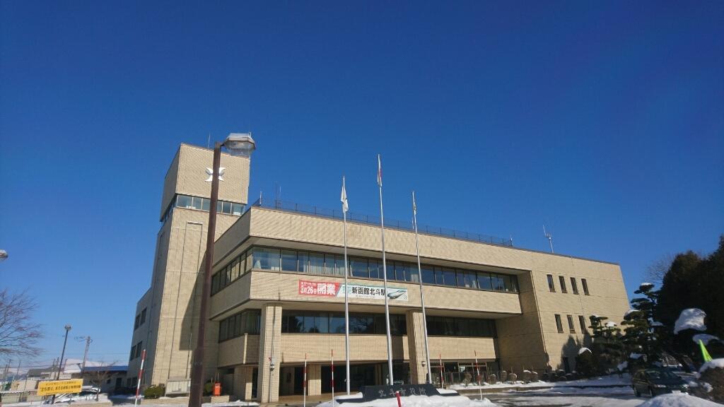 2017年1月26日(木)今朝の函館の天気と積雪、気温は。北斗市観光もお勧め_b0106766_06351636.jpg