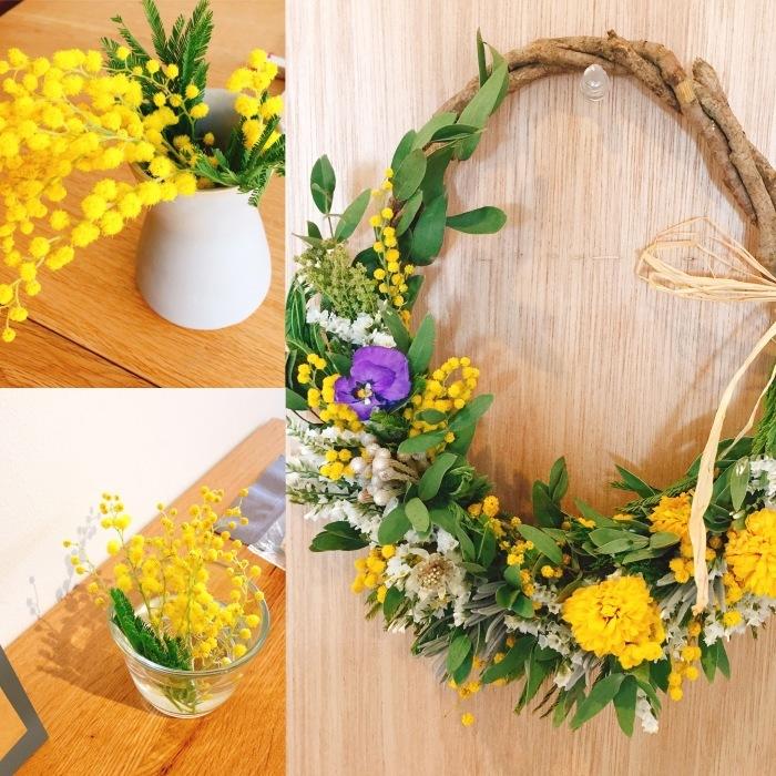 ミモザのお花で……_a0325273_06430591.jpg