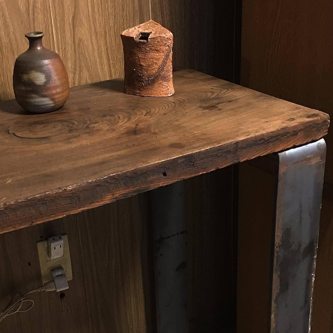 古い欅(ケヤキ)の敷板は・・_d0335577_12170618.jpg