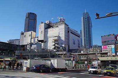 1月26日(木)今日の渋谷109前交差点_b0056983_11310049.jpg