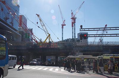 1月26日(木)今日の渋谷109前交差点_b0056983_11310106.jpg
