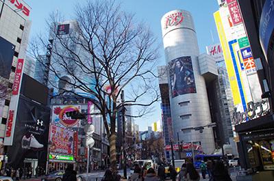 1月26日(木)今日の渋谷109前交差点_b0056983_11310145.jpg