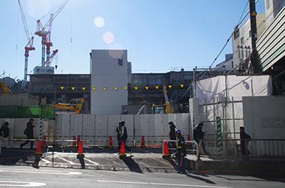1月26日(木)今日の渋谷109前交差点_b0056983_11310172.jpg