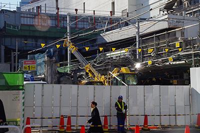 1月26日(木)今日の渋谷109前交差点_b0056983_11310183.jpg