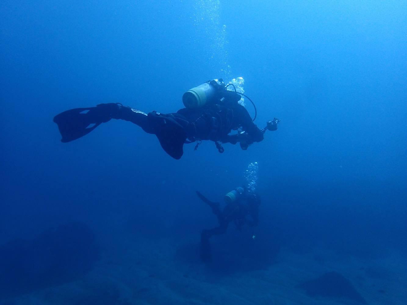 1月26日 船の上から水底が!_f0151886_14534128.jpg