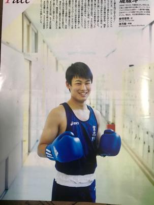 ボクシング好き?_a0134296_23150310.jpg