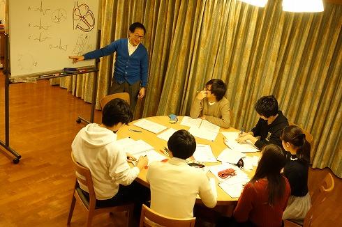 名市大医学部学生さんの心電図勉強会_a0152501_735553.jpg