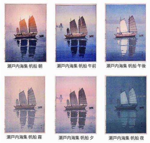 吉田博の水彩画と木版画_b0044404_13141419.jpg