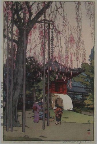 吉田博の水彩画と木版画_b0044404_1521429.jpg