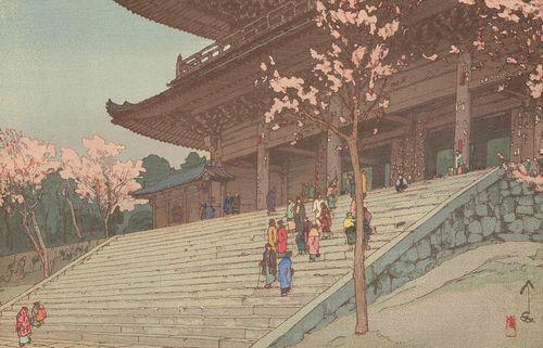 吉田博の水彩画と木版画_b0044404_1523870.jpg
