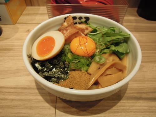神楽坂 麺屋「こころ」_e0116211_12463646.jpg