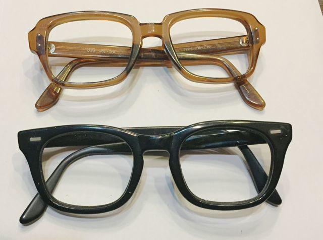 1月28日(土)入荷!60s〜ビンテージ 眼鏡フレーム アメリカンオプティカルなど・・。_c0144020_17190231.jpg
