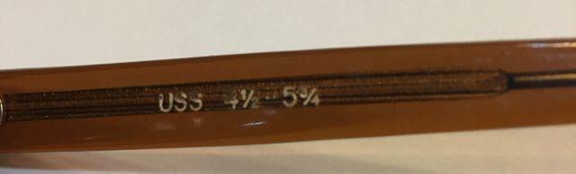 1月28日(土)入荷!60s〜ビンテージ 眼鏡フレーム アメリカンオプティカルなど・・。_c0144020_17190408.jpg