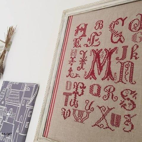 ハギレで作る布小物と著書の事。久々のチラリズム&刺繍サンプラー_f0023333_20193469.jpg