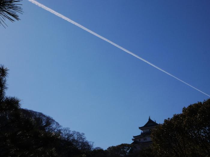 飛行機雲_b0093754_23204488.jpg