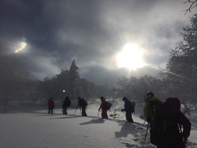 """2017年1月 『山の深雪』 January 2017 \""""Deep and Powder Snow\""""_c0219616_1633363.jpg"""