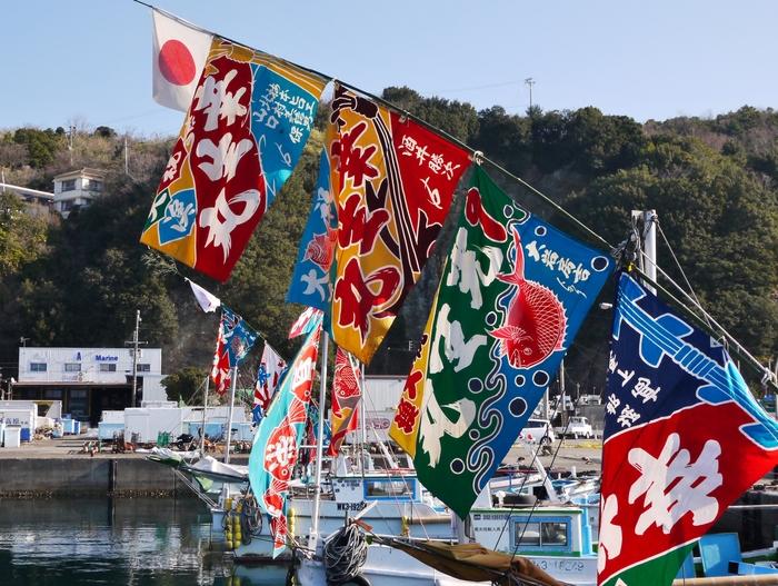 和歌山市雑賀崎の旧正月 _b0093754_22292744.jpg