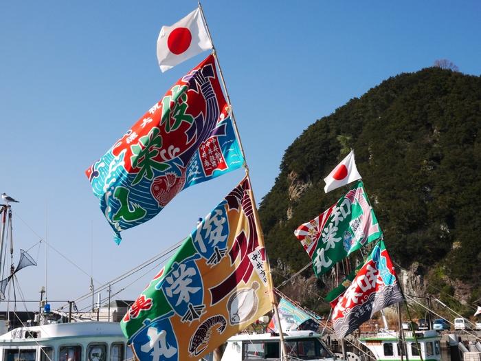 和歌山市雑賀崎の旧正月 _b0093754_22311563.jpg