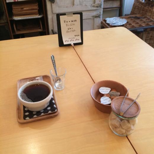 本日のoneday cafe_a0164280_08160563.jpg